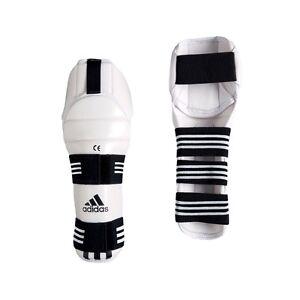 New adidas Taekwondo Shin&Knee Protector Karate Leg&Knee Guard Sparring Gear-WTF