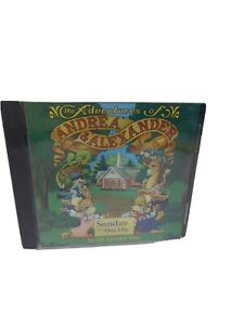 The Adventures of Andrea Alexander Sunday that One Day 1995 LDS Animated Story
