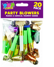 NEW Party Blowers 40 x Loot Bag Filler Noise - PARTY FUN