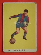 VECCHIA FIGURINA RASA calcio football 1961 BOLOGNA Ettore De Marco
