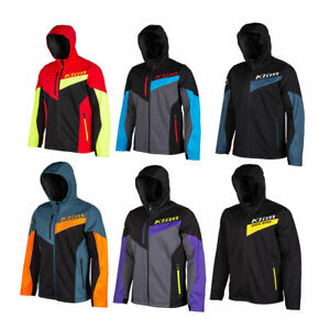 Manufacturer's Sample Klim Technical Transition Hoodie Windproof
