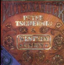 """7"""" Peter Tschernig & Western Union/Miteinander (Amiga Quartett)"""
