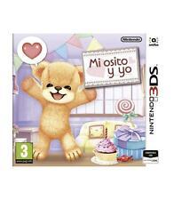 Mi osito y yo 3DS compatible Nintendo 2DS