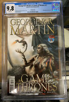 Game of Thrones #17 CGC 9.8 Parrillo Danerys Mile High variant Dynamite Comics