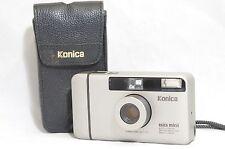Konica Big Mini BM-301 LIMITED Film Camera SN3662880 w/35mm F/3.5 Lens