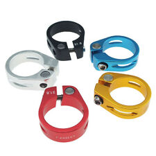 31.8mm Bike Seat Post Clamp Collar Fit for 27.2mm MTB Bicycle Seat Post Tube
