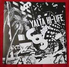 Yalta Hi-Life finnish Spunk Punk Varaus Terveet Kädet Kaaos Äpärät HC Hardkore