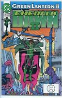 Green Lantern Emerald Dawn II 1991 series # 4 near mint comic book