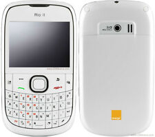 Qwerty Keyboard & Touch Screen Mobile Phone With 3G Specification ZTE RIO 2 Unlo