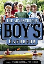 The Adventurous Boy's Handbook- Brand New Hardcover