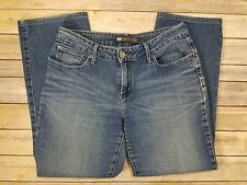 """Levis Womens Bold Curve Classic Rise Straight Leg Jeans Size 31"""" Short   OF99"""