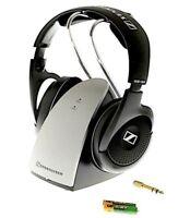 Wireless On Ear Headphones. Sennheiser RS120 II. Cordless. Ideal Gift RRP £94.99