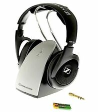 Wireless On Ear Headphones. Sennheiser RS120 II. Cordless. Ideal Gift RRP £94.99