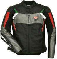 Ducati Corse Motorbike Leather Jacket