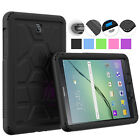for Samsung Galaxy Tab E 8.0/9.7/A 8.0/9.6 Poetic Turtle Skin Shockproof Case