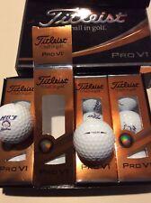 NEW Titleist PRO V1 12 Golf Balls (One Dozen) with logo