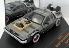 Vitesse 1/43 Scale diecast 24013 Back to the Future part 3 DeLorean Time machine