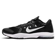 Nike Zoom Train Complete TB Black White Cross Training Shoes Trainers  Size 7.5M