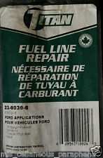 Titan 3/8  x 18 in - Ford Fuel line Patch - Repair Hose / Tube