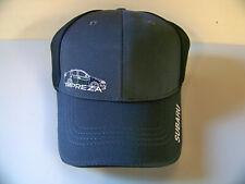 NEW GENUINE SUBARU IMPREZA HAT / CAP ADJUSTABLE SIZE BLACK & GRAY