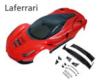 1/10 RC Painted Precut Super Touring Racing Car Body Shell 190mm with Spoiler