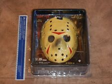 2013 NECA FRIDAY THE 13TH PART 3 JASON VORHEES MASK PROP REPLICA, NOS, SEALED