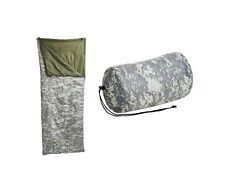 Digital camo sleeping bag childrens kids youth adult camping light weight ARMY