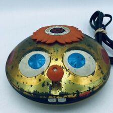 Vntg 1966 Mattel Toymakers Sooper Gooper Incredible Edible Head Heater Untested
