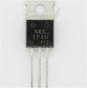 2Pcs 5P4M Scr 400V 5A Nec Thyristor mi