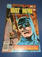 Batman #320 Fine Wow