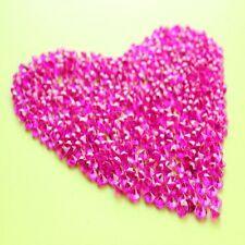 1000pcs x 4.5 mm Rose Wedding Tavolo Spargere Acrilico Cristalli Decorazione Diamante