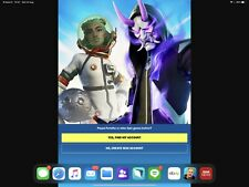 iPad Pro (12.9-inch) (3rd generation) 256GB, Wifi, Pencil, Fortnite