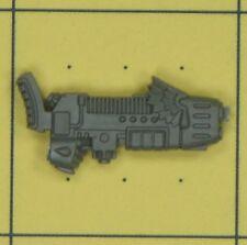Warhammer 40K marines espaciales Ángeles de sangre Equipo táctico pistola de plasma