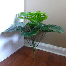 Artificial Plants 12 Turtle Leaves Palm Tree Small Bush Lifelike Leaves