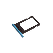 PORTA SIM CARD PER IPHONE 5C BLUE IP5C-117