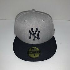 New York Yankees New Era 59fifty Cap Fitted Hat Authentic