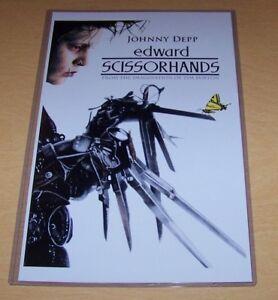 Edward Scissorhands Movie Poster 24in x36in