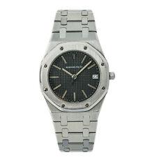 Audemars Piguet Royal Oak 56023ST Quartz Watch  Stainless Steel Grey Dial 34mm