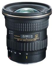 Tokina AT-X PRO DX AF 11-20mm F2.8 Weitwinkel Zoom Objektiv für Canon Kamera