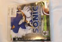 Sonic the Hedgehog (Sony PlayStation 3, 2007) PS3 Complete Tested Working SEGA