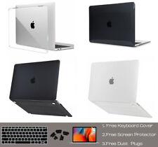 "2020 Macbook Pro 13"" Air 13.3"" Hard Shell Case Keyboard Cover LCD Film Dust Plug"