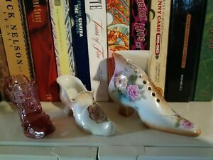 Glass & China Vintage shoes, 3