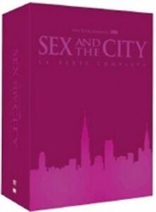 Sex and the City - La serie completa (17 DVD) - ITALIANO ORIGINALE SIGILLATO -