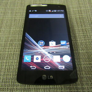 LG TRIBUTE, 4GB - (UNKNOWN CARRIER) CLEAN ESN, WORKS, PLEASE READ!! 42204