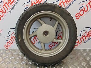 SYM SYMPLY 2 125 2016 REAR WHEEL WITH TYRE