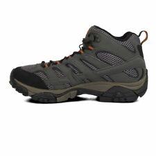 Merrell Men's Moab 2 Mid GTX High Rise Hiking BOOTS Grey (beluga Beluga) 10 UK