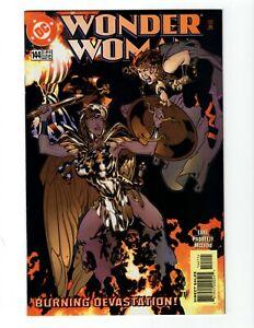 WONDER WOMAN #144 (VF-NM) 1999