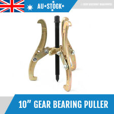 "Gear Bearing Puller 10"" Professional Adjustable 300mm 3 Arm Jaw Reversible 73250"