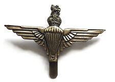 PARA WINGS BADGE Military vintage brown paratrooper clip tie lapel army beret