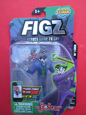 "JUSTICE LEAGUE FIGZ-HEROES COME TO LIFE ""THE JOKER"" # 04 HTF"